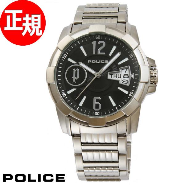 ポリス POLICE 腕時計 メンズ スカウト SCOUT 12221JS/02M