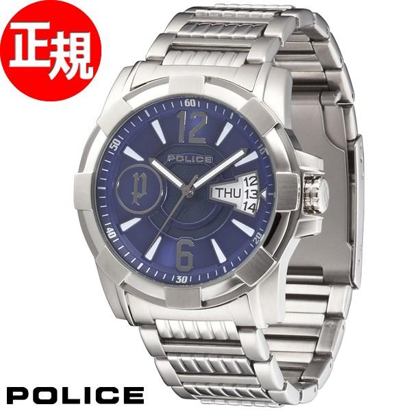 ポリス POLICE 腕時計 メンズ スカウト SCOUT 12221JS/03M
