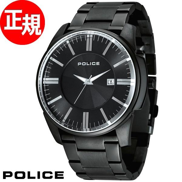 ポリス POLICE 腕時計 メンズ ガバナー GOVERNOR 14384JSB/02M