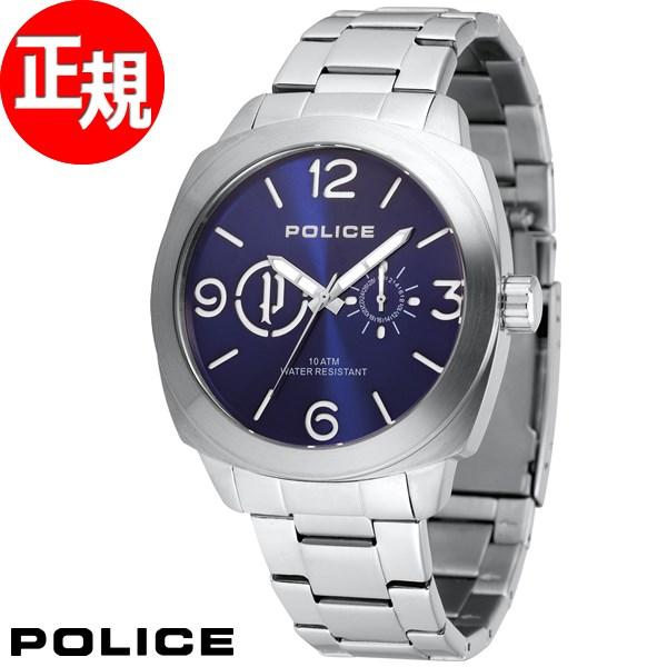 ポリス POLICE 腕時計 メンズ コンテキスト CONTEXT 14717JS/03MA