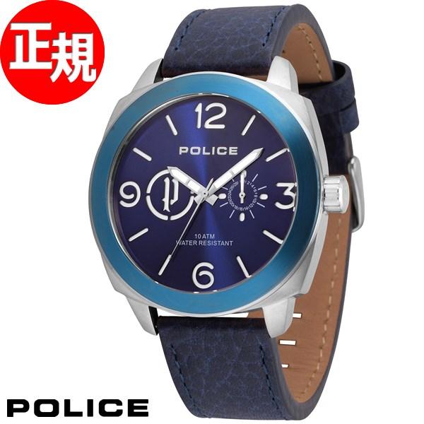 ポリス POLICE 腕時計 メンズ コンテキスト CONTEXT 14717JSTBL/03