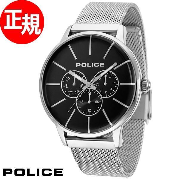 ポリス POLICE 腕時計 メンズ スウイフト SWIFT 14999JS/02MM