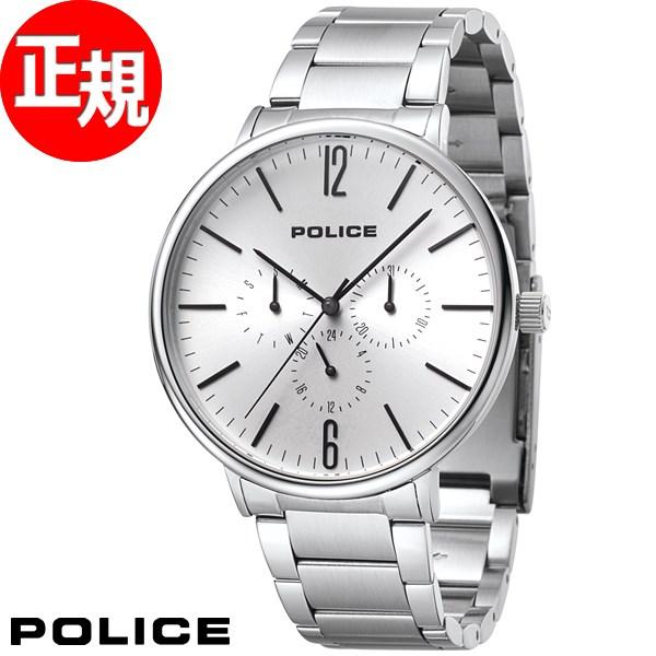 ポリス POLICE 腕時計 メンズ スペクトラム SPECTRAM 15301JS/04M