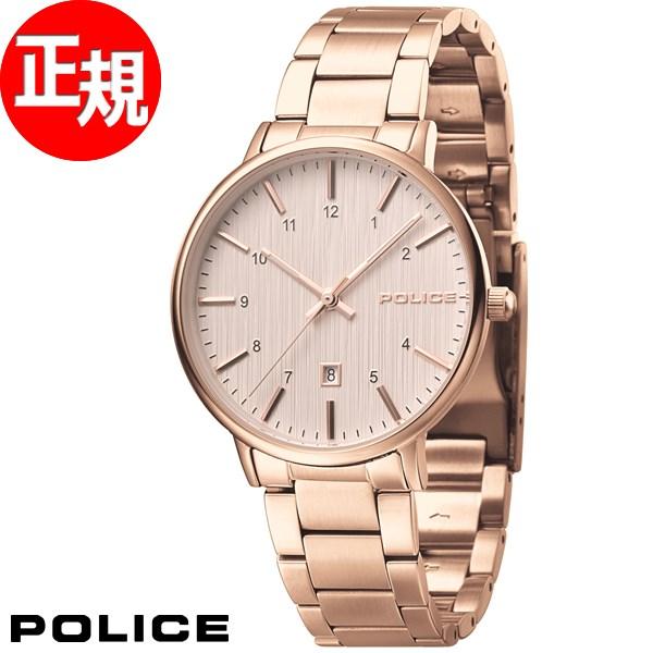 ポリス POLICE 腕時計 メンズ レディース ポラリス POLARIS 15303BSR/01M