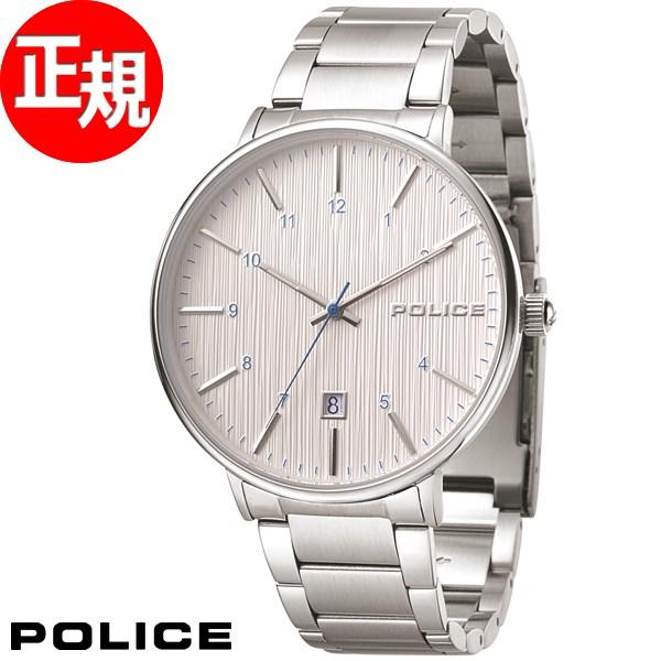 ポリス POLICE 腕時計 メンズ ポラリス POLARIS 15303JS/01M