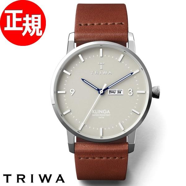 トリワ TRIWA 腕時計 メンズ レディース ミスト クリンガ MIST KLINGA KLST105-CL010212