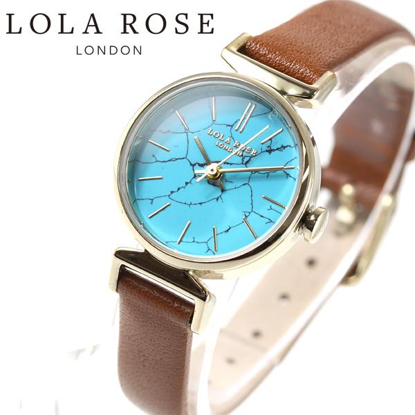 ローラローズ Lola Rose 腕時計 レディース Small Stone Dial LR2058【2018 新作】