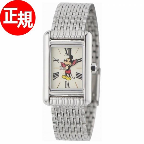 ディズニーウォッチ Disney Watch 腕時計 レディース ミッキーマウス MTW-SLV【2018 新作】