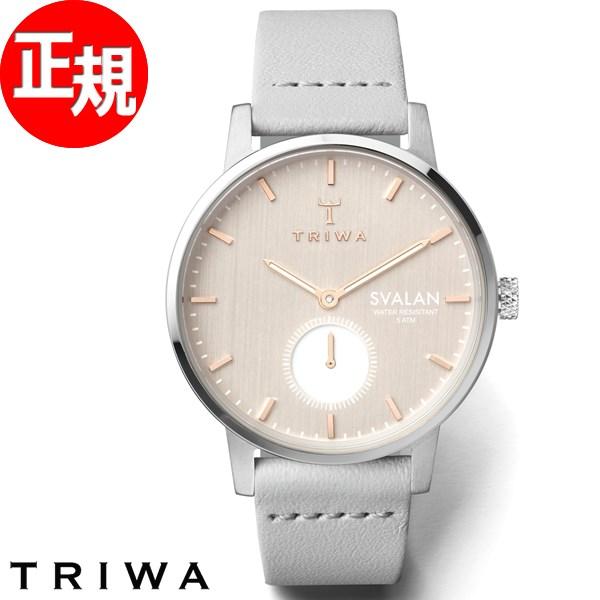 トリワ TRIWA 腕時計 レディース ブラッシュ スバーラン BLUSH SVALAN SVST102-SS111512