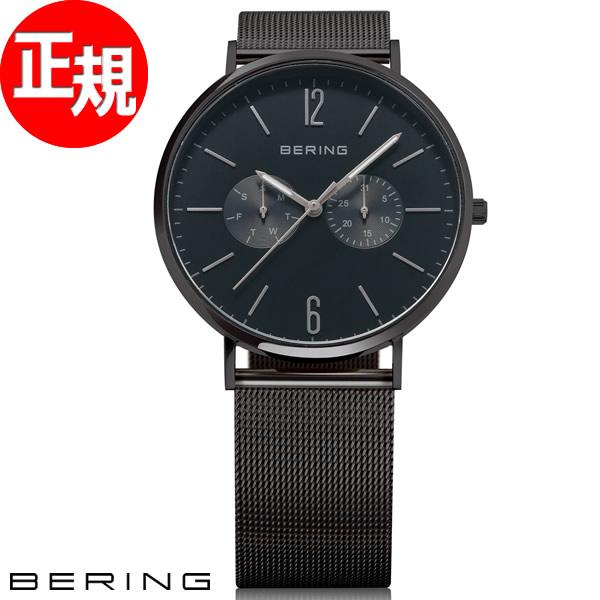 ベーリング BERING 腕時計 メンズ 14240-222【2018 新作】