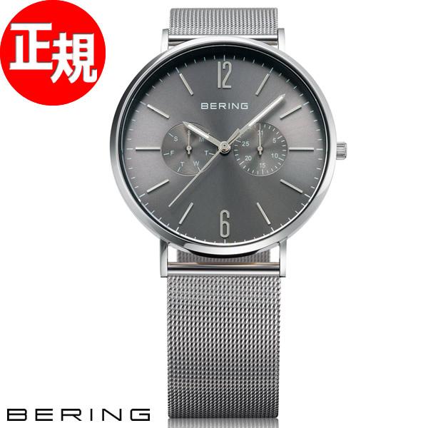 ベーリング BERING 腕時計 メンズ 14240-309【2018 新作】
