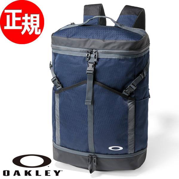 オークリー OAKLEY バックパック ESSENTIAL BOX PACK L 2.0 FATHOM 921382JP-6AC【2018 新作】