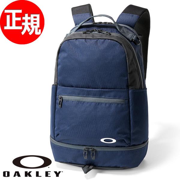 オークリー OAKLEY バックパック ESSENTIAL BACKPACK M 2.0 FATHOM 921384-6AC【2018 新作】