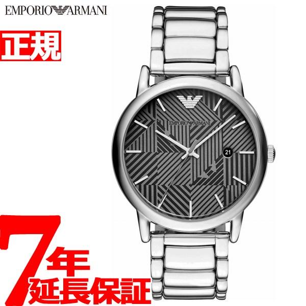 エンポリオアルマーニ EMPORIO ARMANI 腕時計 メンズ ルイージ LUIGI AR11134【2018 新作】