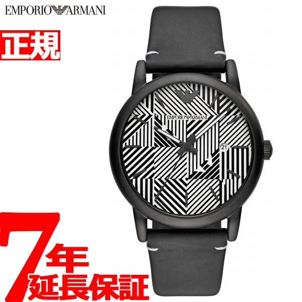 エンポリオアルマーニ EMPORIO ARMANI 腕時計 メンズ ルイージ LUIGI AR11136【2018 新作】