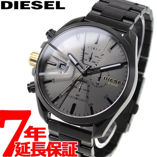 ディーゼル DIESEL 腕時計 メンズ MS9 CHRONO DZ4474【2018 新作】