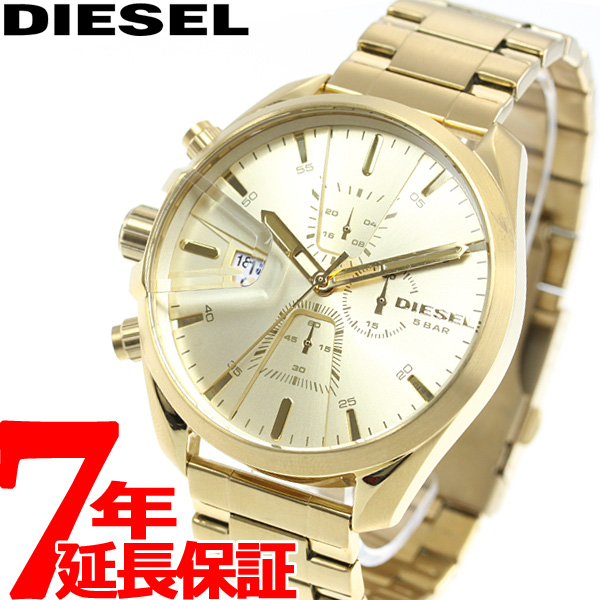 ディーゼル DIESEL 腕時計 メンズ MS9 CHRONO DZ4475【2018 新作】
