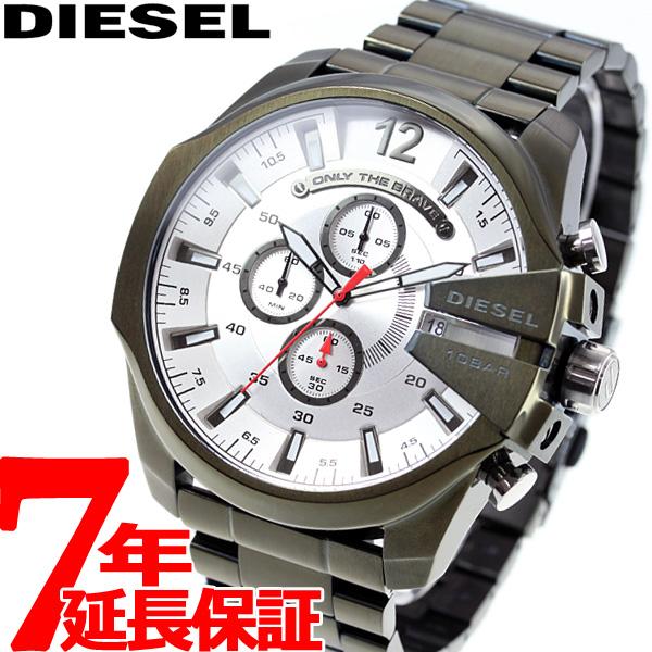 ディーゼル DIESEL 腕時計 メンズ メガチーフ MEGA CHIEF DZ4478【2018 新作】