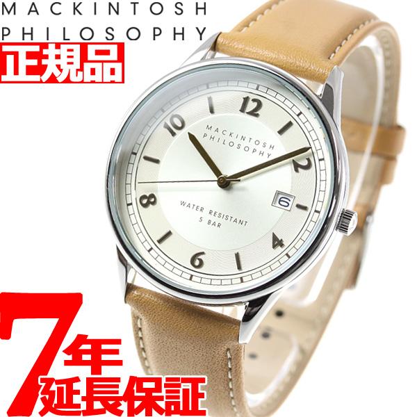 マッキントッシュ フィロソフィー MACKINTOSH PHILOSOPHY 腕時計 メンズ ペアウォッチ FCZK989【2018 新作】