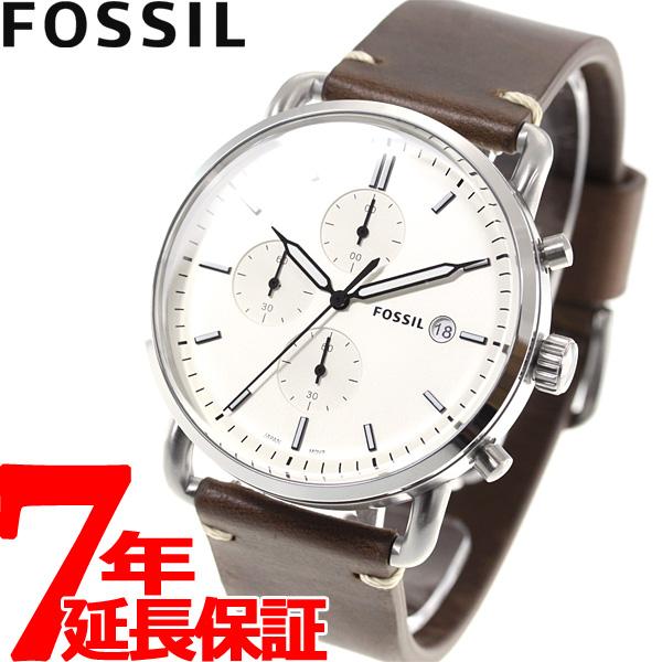 フォッシル FOSSIL 腕時計 メンズ コミューター COMMUTER FS5402【2018 新作】