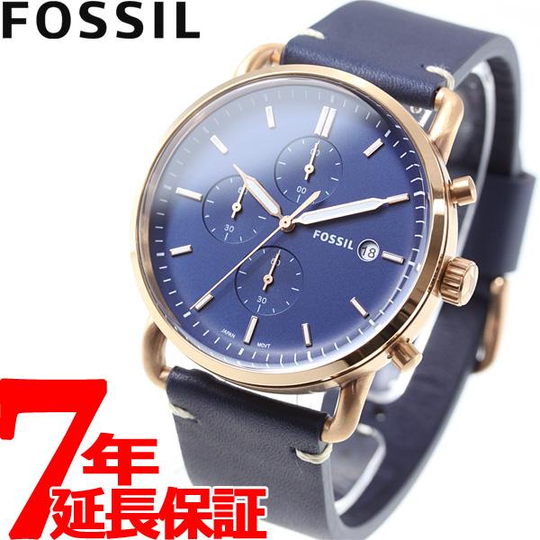 フォッシル FOSSIL 腕時計 メンズ コミューター COMMUTER FS5404【2018 新作】
