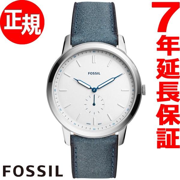 フォッシル FOSSIL 腕時計 メンズ ミニマリスト THE MINIMALIST-MON FS5446【2018 新作】