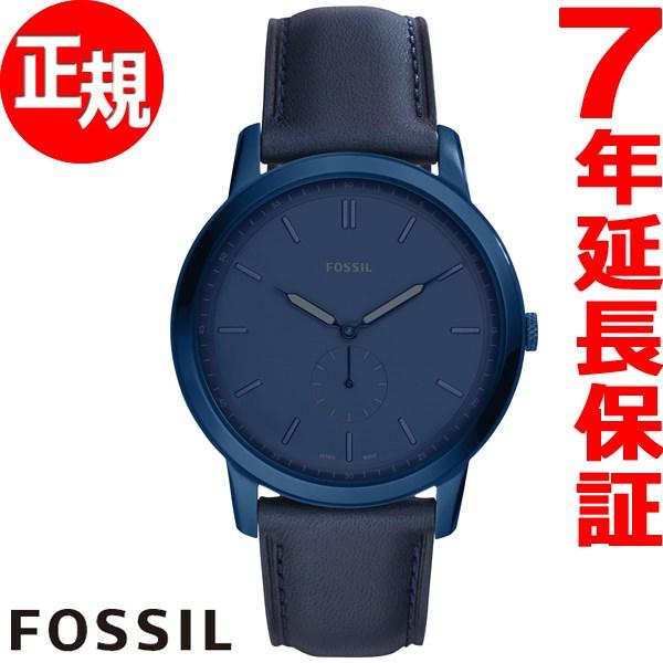 フォッシル FOSSIL 腕時計 メンズ ミニマリスト THE MINIMALIST-MON FS5448【2018 新作】