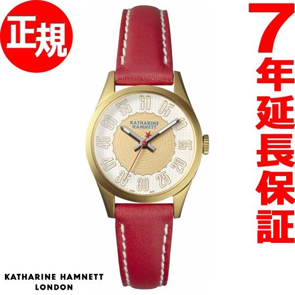 キャサリンハムネット KATHARINE HAMNETT 腕時計 レディース キューバ CUBA KH78G9-01