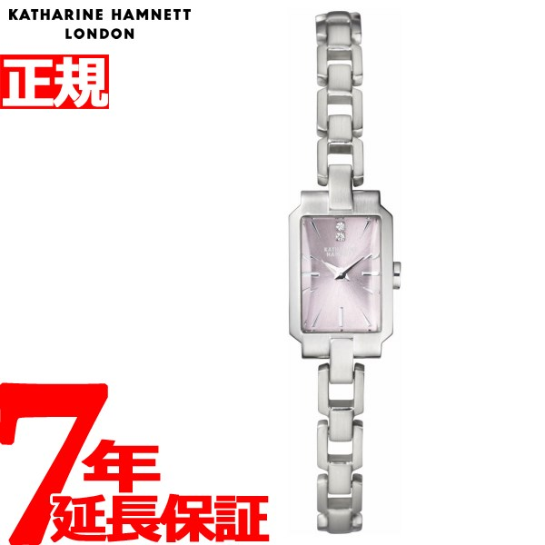 【SHOP OF THE YEAR 2018 受賞】キャサリンハムネット KATHARINE HAMNETT 腕時計 レディース デコ 3 DECO III KH80H2-B48