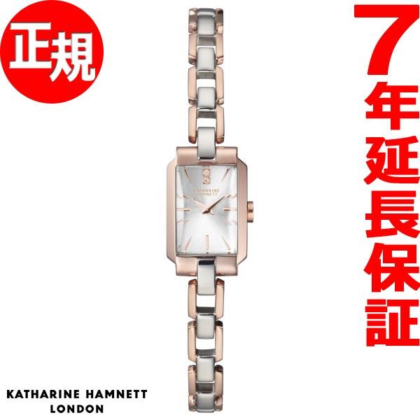 キャサリンハムネット KATHARINE HAMNETT 腕時計 レディース デコ 3 DECO III KH86D5-B18