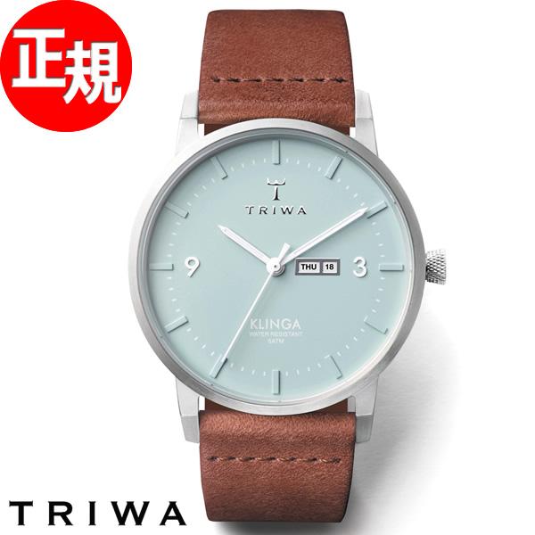 トリワ TRIWA 腕時計 メンズ レディース 日本限定モデル スカイ クリンガ SKY KLINGA KLST114-CL010212【2018 新作】