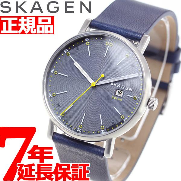 スカーゲン SKAGEN ソーラー 腕時計 メンズ シグネチャー SIGNATUR SKW6451【2018 新作】