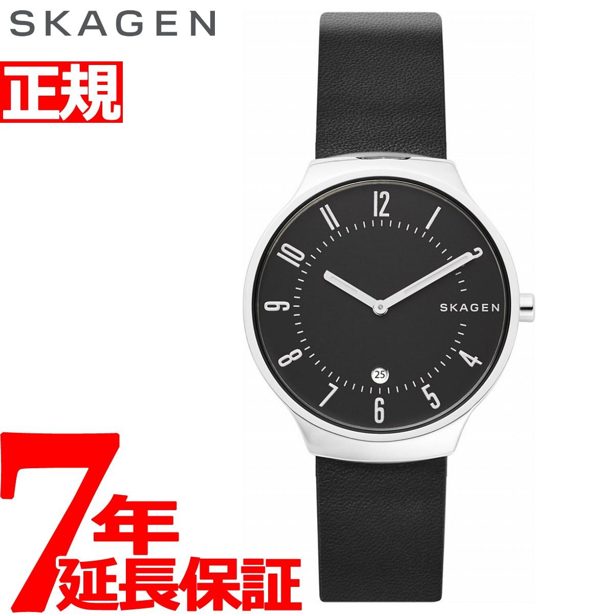 スカーゲン SKAGEN 腕時計 メンズ グレーネン GRENEN SKW6459【2018 新作】