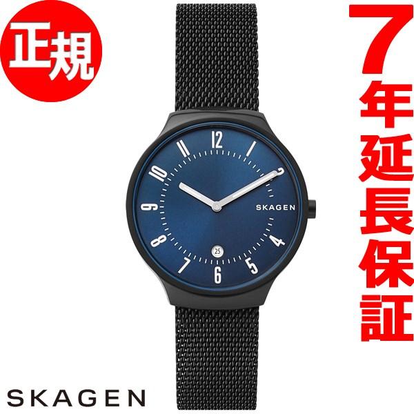 【お買い物マラソンは当店がお得♪本日20より!】スカーゲン SKAGEN 腕時計 メンズ グレーネン GRENEN SKW6461【2018 新作】