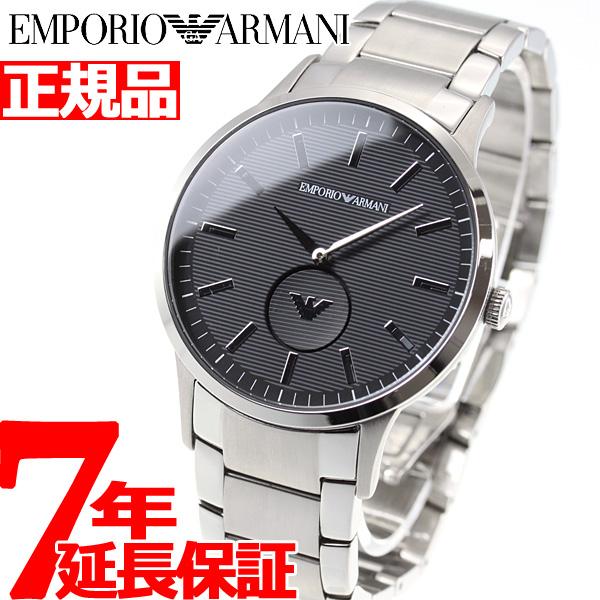 【5日0時~♪10%OFFクーポン&店内ポイント最大51倍!5日23時59分まで】エンポリオアルマーニ EMPORIO ARMANI 腕時計 メンズ レナート RENATO AR11118