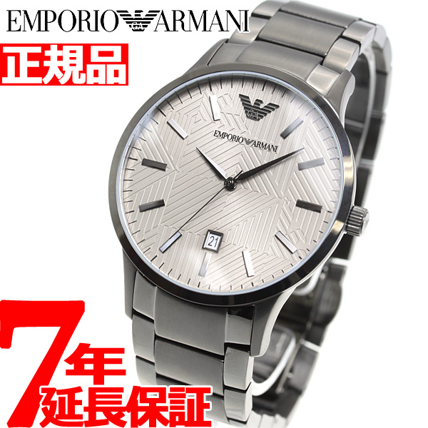 エンポリオアルマーニ EMPORIO ARMANI 腕時計 メンズ レナート RENATO AR11120【2018 新作】