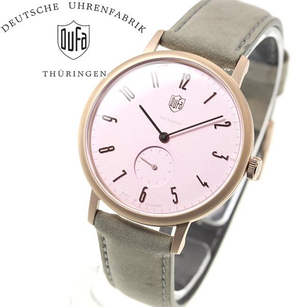 DUFA ドゥッファ 腕時計 メンズ グロピウス GROPIUS DF-9001-0W【2018 新作】