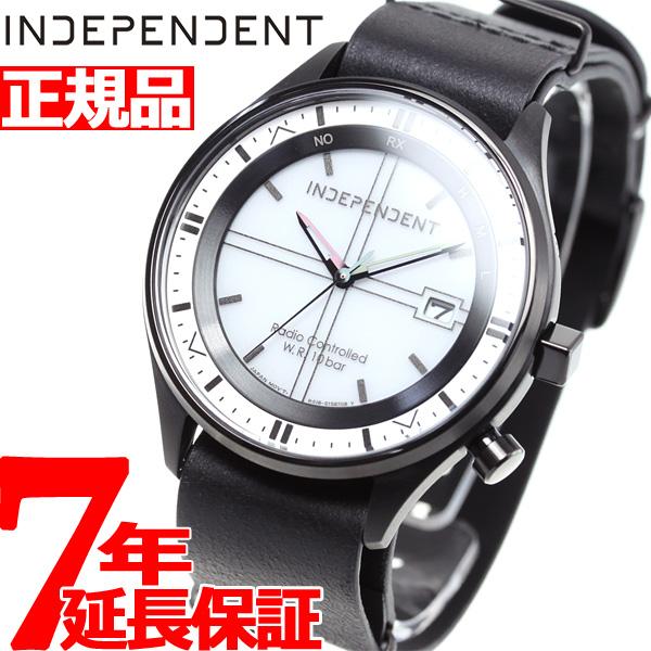 インディペンデント INDEPENDENT ソーラー 電波時計 腕時計 メンズ タイムレスライン TIMELESS line KL8-643-10【2018 新作】
