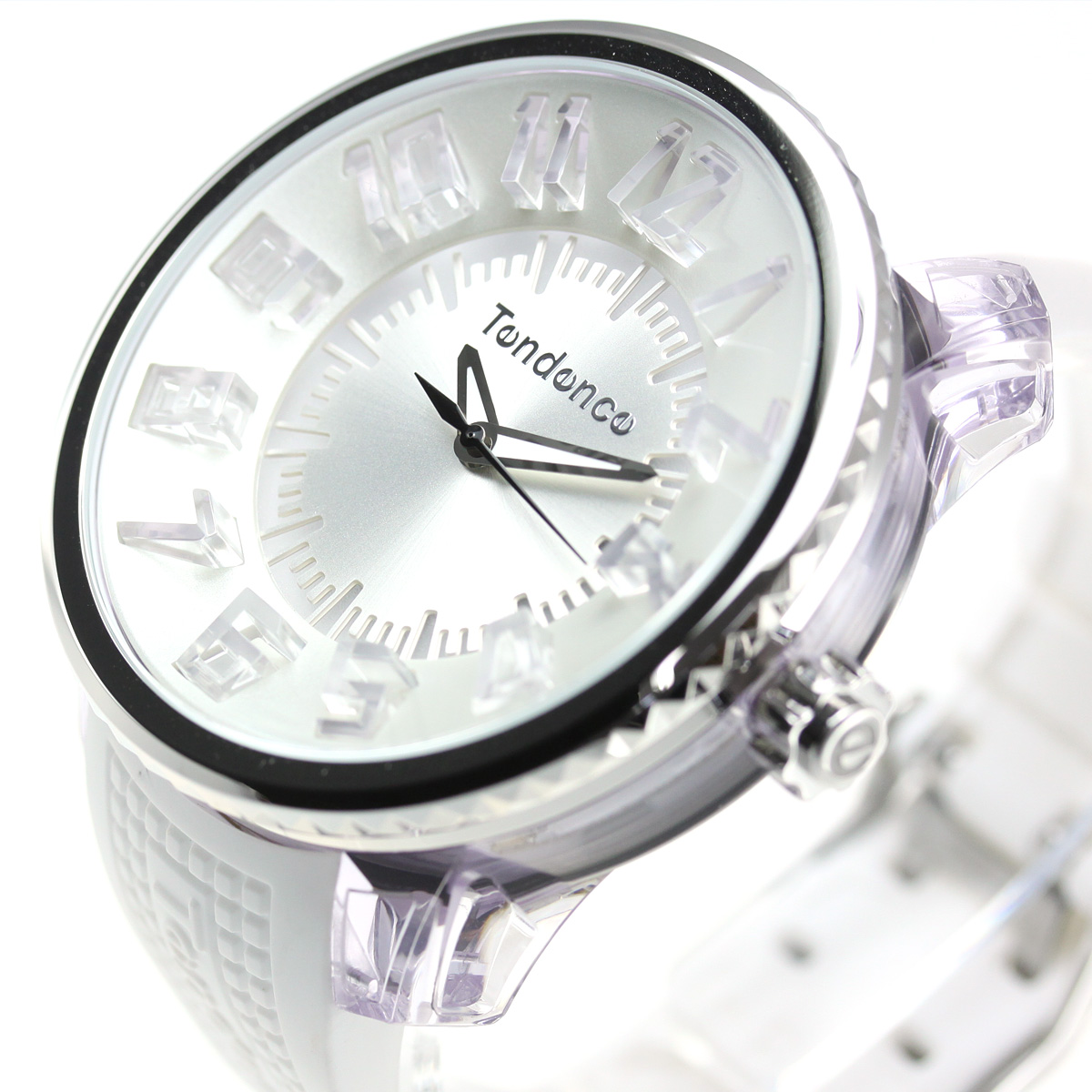 ニールなら!店内ポイント最大47倍は明日20時から! テンデンス Tendence 腕時計 メンズ レディース フラッシュ FLASH TY532003【2018 新作】