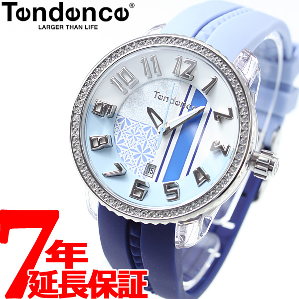 【10%OFFクーポン&店内ポイント最大45倍!9日1時59分まで】テンデンス Tendence 腕時計 レディース クレイジーミディアム CRAZY Medium TY930064