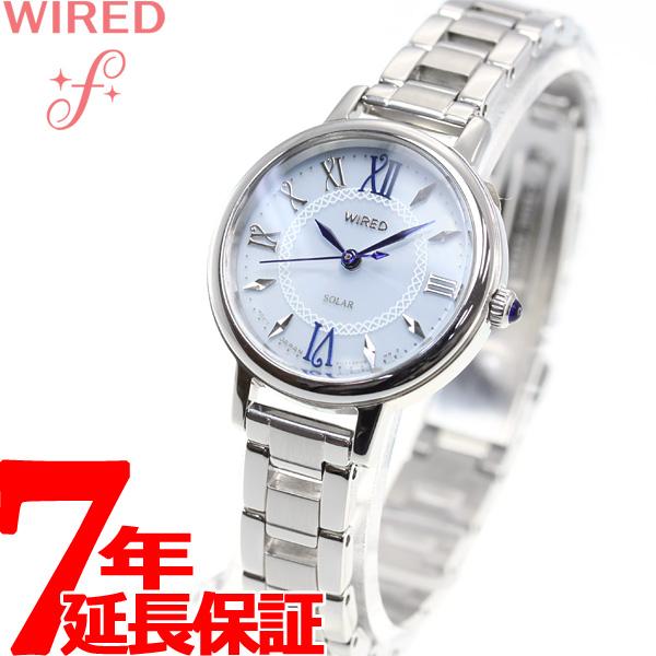 セイコー ワイアード エフ SEIKO WIRED f ソーラー 腕時計 レディース AGED098【2018 新作】
