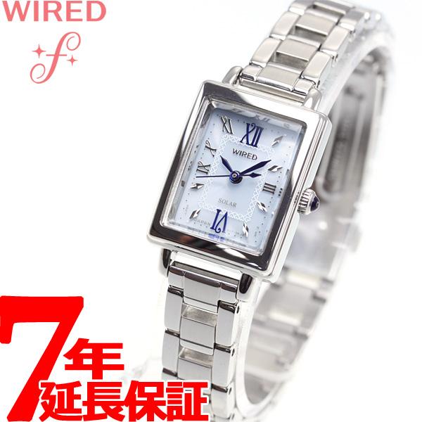 セイコー ワイアード エフ SEIKO WIRED f ソーラー 腕時計 レディース AGED101【2018 新作】