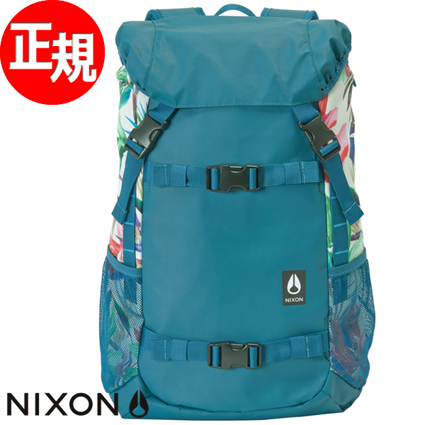ニクソン NIXON リュック バックパック ランドロック3 LANDLOCK III BACKPACK シーウィード/パラダイス 日本限定モデル NC28131758-00【2018 新作】