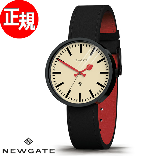 ポイント最大38倍!15日23:59まで!さらに、最大2千円クーポンは16日9:59まで! ニューゲート NEWGATE 腕時計 メンズ レディース WWMDRMK006LK