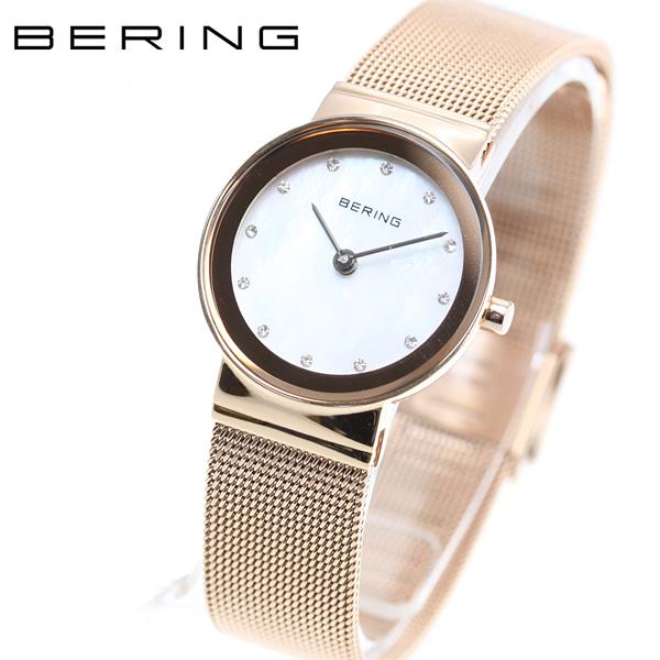 ベーリング BERING 腕時計 レディース 10126-366【2018 新作】