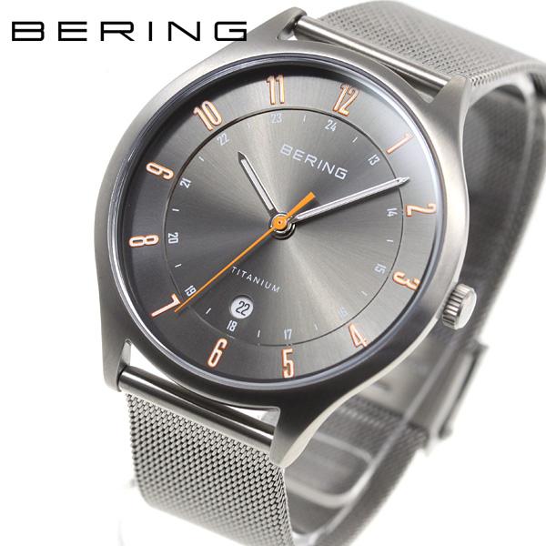 ベーリング BERING 腕時計 メンズ 11739-379【2018 新作】