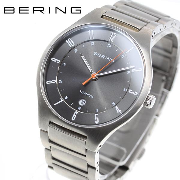 ベーリング BERING 腕時計 メンズ 11739-772