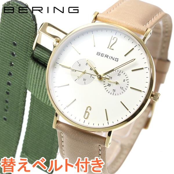 ベーリング BERING 腕時計 メンズ 14240-634