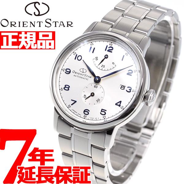 オリエントスター ORIENT STAR 腕時計 メンズ レディース 自動巻き 機械式 クラシック CLASSIC ヘリテージゴシック RK-AW0002S【2018 新作】