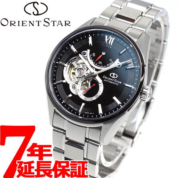 オリエントスター ORIENT STAR 腕時計 メンズ 自動巻き 機械式 コンテンポラリー CONTEMPORALY スリムスケルトン RK-HJ0003B【2018 新作】
